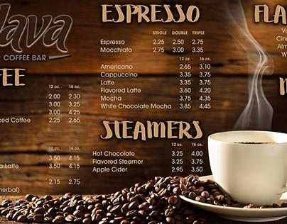 Java Coffee Bar