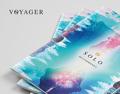 SOLO Voyager - Product Catalogue