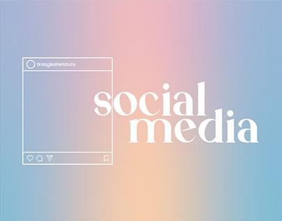 SOCIAL MEDIA   TINTAGLIA