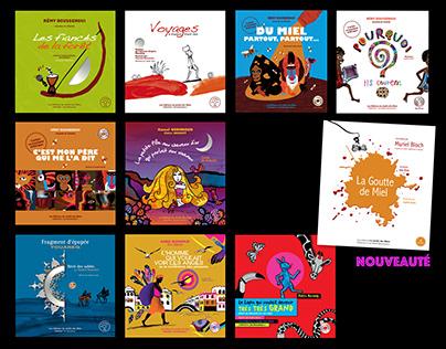 Livres-CD / Créa & Illustration