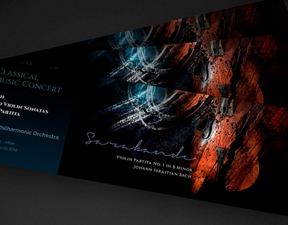 Classical music concert tickets