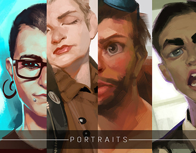 PORTRAITS_Collection # 02