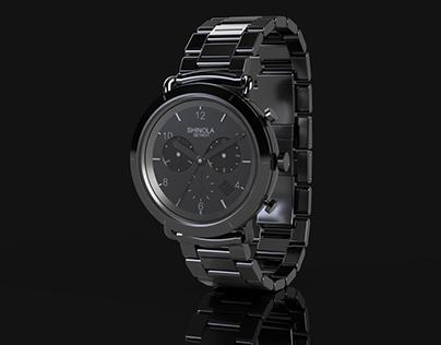Wristwatch Fusion 360 Boyko