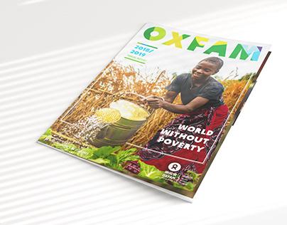 Oxfam Annual Report 2018/19