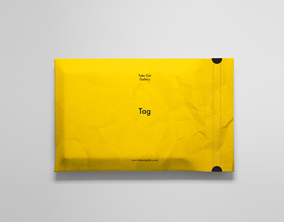 TAG(Take out Gallery) | Branding & Packaging