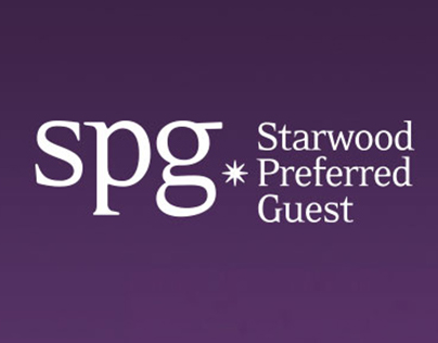Starwood Preferred Guest Branding