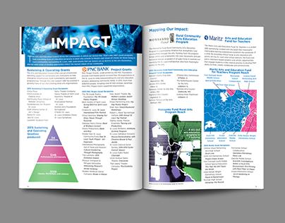 Infographics: A&E's 2015 Annual Report