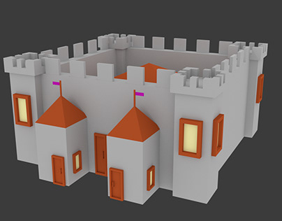 Castle [Game Asset]