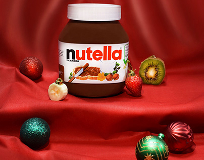 Nutella Christmas Posters