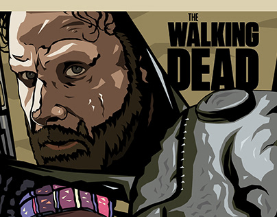 Walking Dead - Talenthouse Competition