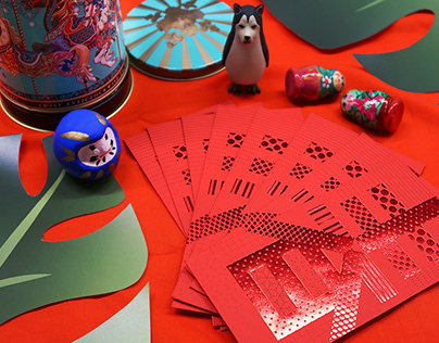 2019 Lunar New Year Red Packets