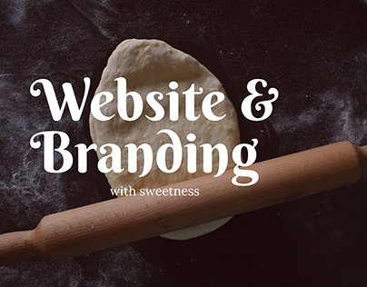 Bakery Website & Branding