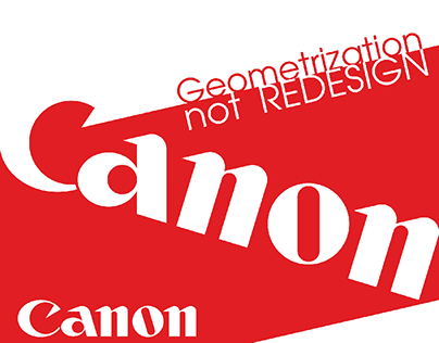Canon Geometrization