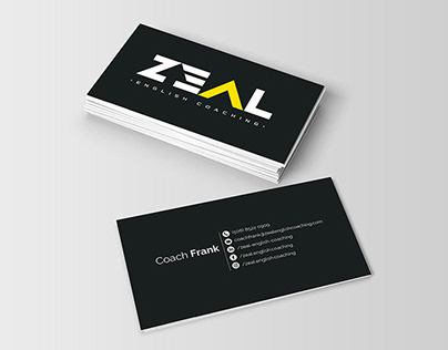 Brand Identity - English Coaching