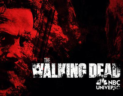 Look The Walking Dead