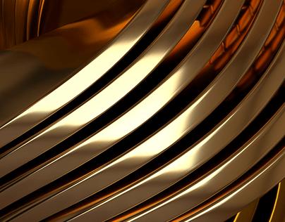 Gold 1984 Inspired