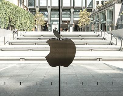 Apple Store at Milan.