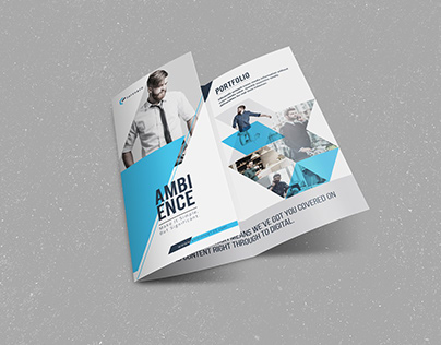 Ambience Trifold