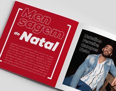Convite de Formatura | Editorial Design