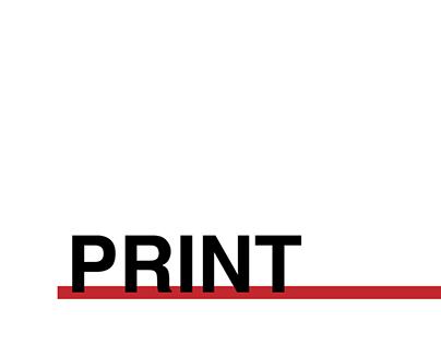 Print - Frederik Rex