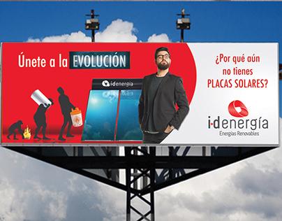 I+D Energía - Publicidad comercial y corporativa