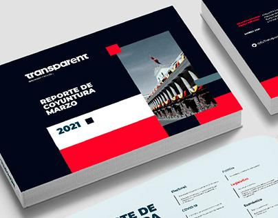 Revista Trasparent / Coyuntura / editorial