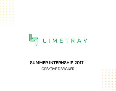 LimeTray | Creative Designer