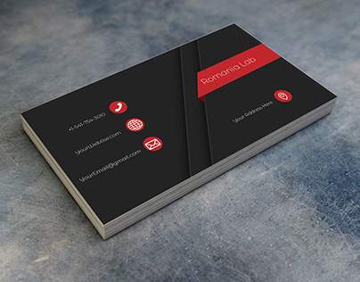 Professional Business Card Model 1