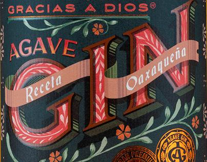 Gracias a Dios Agave Gin - Receta Oaxaqueña