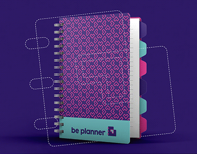Be Planner - Visual Identity