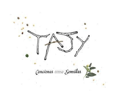 TAJY Canciones como Semillas