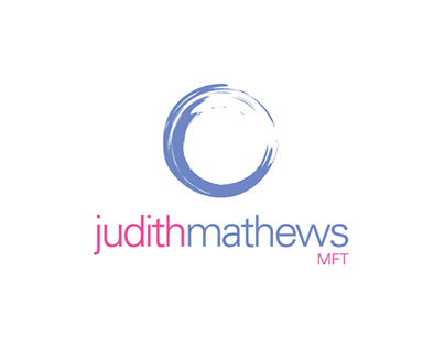 JUDITH MATHEWS, MFT LOGO