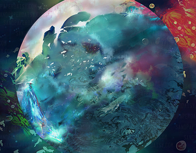 BANG! Artists Create the Universe