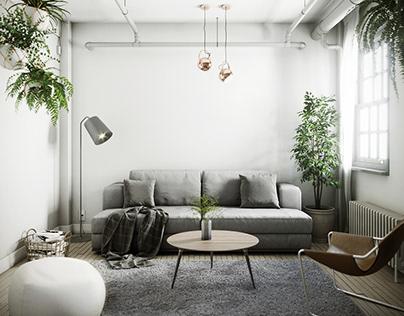 """Cozy Room"" Project: Studio Z7 (Brazil)"
