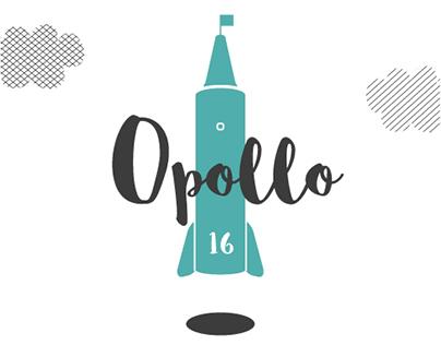Postcard promoting city of Opole