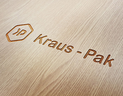 Logo and CI design for Kraus-Pak