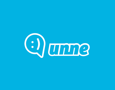 Unne (logotipo y web)