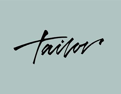 Tailor Brand Identity