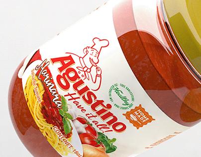 Tomato Sauce - Branding