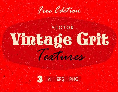 FREE VINTAGE GRIT TEXTURE PACK