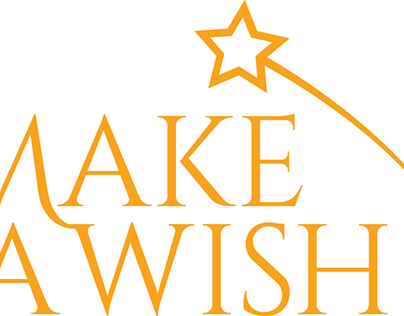 Make A Wish Logo Redesign & Brochure