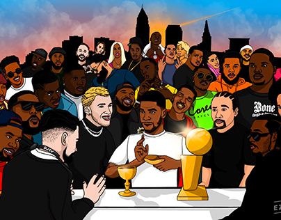 Cleveland Last Supper
