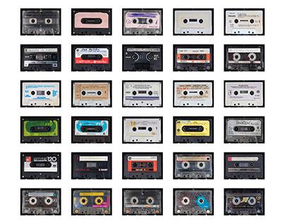 Typology of cassette tape(s)
