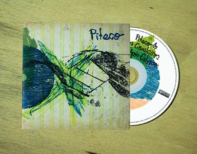 """""""Piteco & Os Cavaleiros do Após-Calypso"""" EP"""