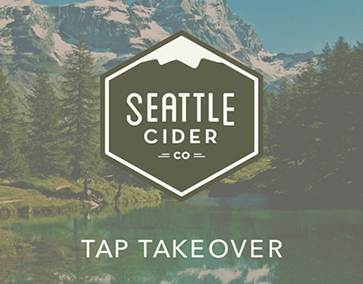 Seattle Cider Tap Takeover