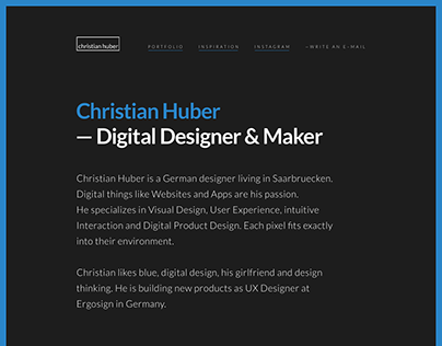Website — Casestudy