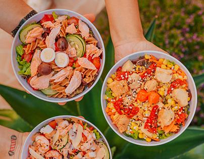 Fotos para Redes Sociais | Mais Saladas