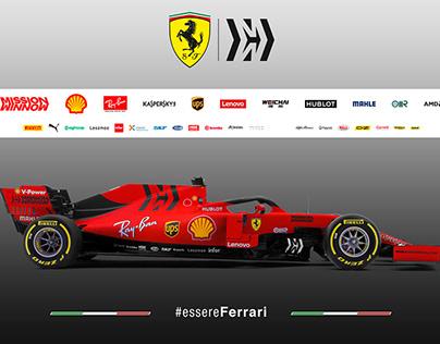 Ferrari SF90 Postproduction (Shot by Callo Albanese)