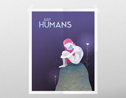 Just Humans - Illustration