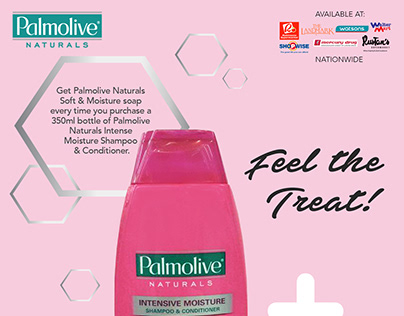 Promotional Ad (Palmolive)